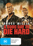 Die Hard 5: A Good Day to Die Hard DVD