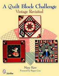 A Quilt Block Challenge by Mary Kerr image