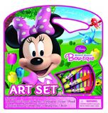 Disney - Minnie Mouse Character Art Activity Set