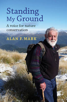 Standing My Ground by Alan Mark