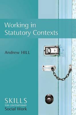 Working in Statutory Contexts by Andrew Hill image