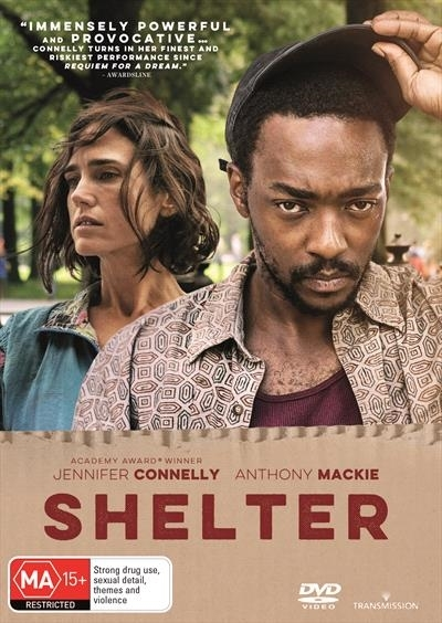 Shelter on DVD