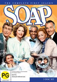 Soap (Season 1) on DVD