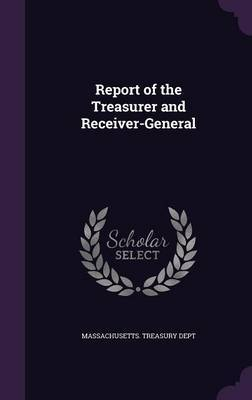 Report of the Treasurer and Receiver-General image