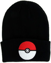 Pokemon: Pokeball - Cuff Knit Beanie