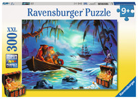 Ravensburger: Moonlit Mission - 300pc Puzzle