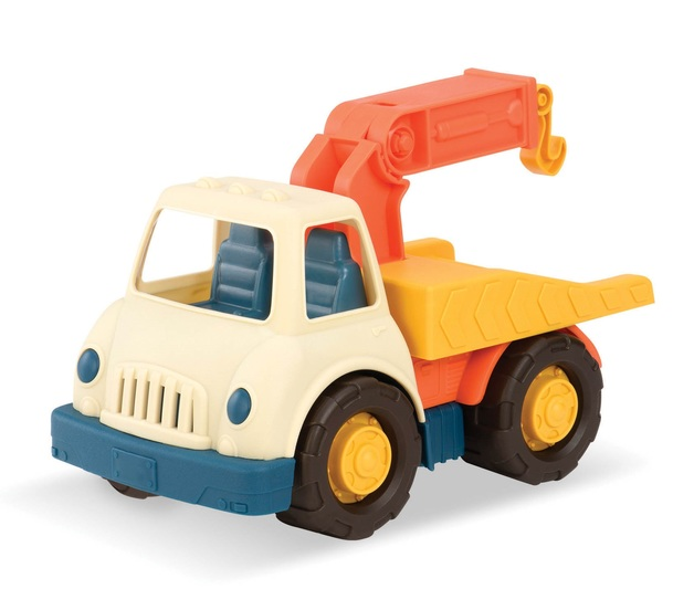 Battat: Wonder Wheels - Tow Truck
