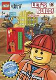 LEGO City: Let's Build Activity Book (with collectible mini-figure)