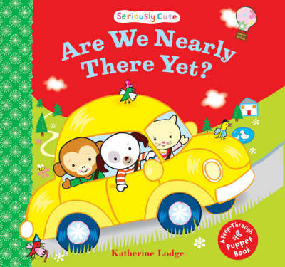 Are We Nearly There Yet? by Katherine Lodge image