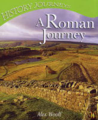 A Roman Journey by Alex Woolf image