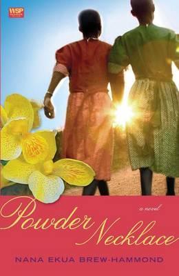 Powder Necklace by Nana Ekua Brew-Hammond