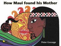 How Maui Found His Mother by Peter Gossage image