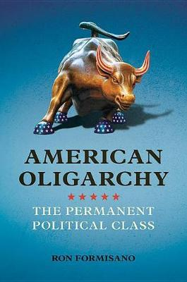 American Oligarchy by Ronald P Formisano image