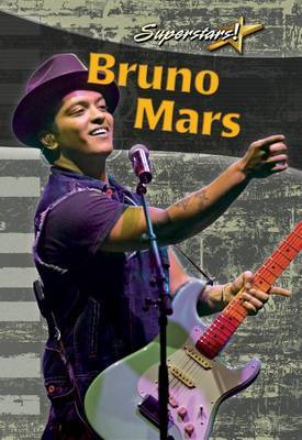Bruno Mars by Adrianna Morganelli