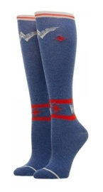 DC Comics: Wonder Woman Warrior - Knee High Socks