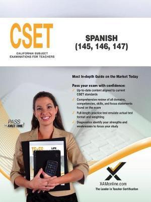 Cset Spanish (145, 146, 147) by Sharon Wynne image