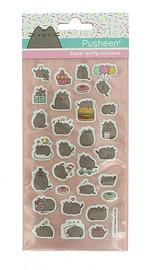 Pusheen - Super Puffy Stickers image