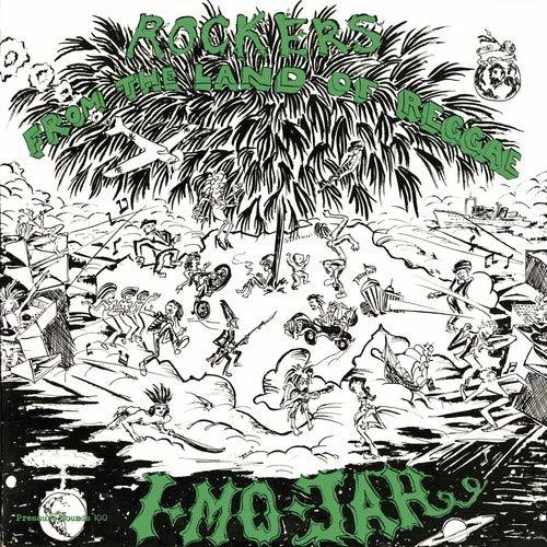 Rockers From the Land of Reggae by I MO JAH