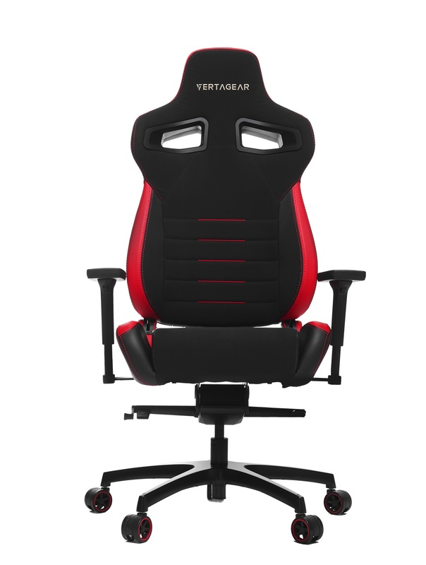 Vertagear Racing Series P-Line PL4500 Gaming Chair - Black/Red for