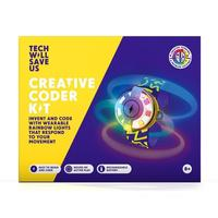 Tech Will Save Us: Creative Coder Kit