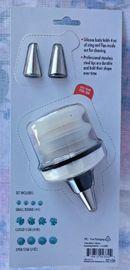 OXO Good Grips 4 Piece Silicone Decor Kit image