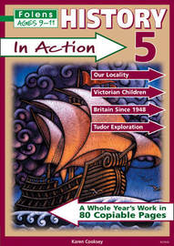 History in Action: Bk. 5 by Karen Cooksey image