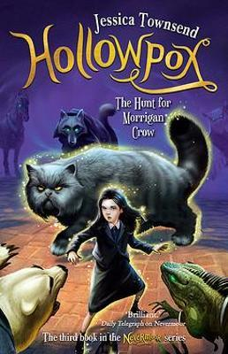 Hollowpox: The Hunt for Morrigan Crow image