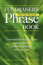 Fundraiser's Phrase Book by Gail Hamilton
