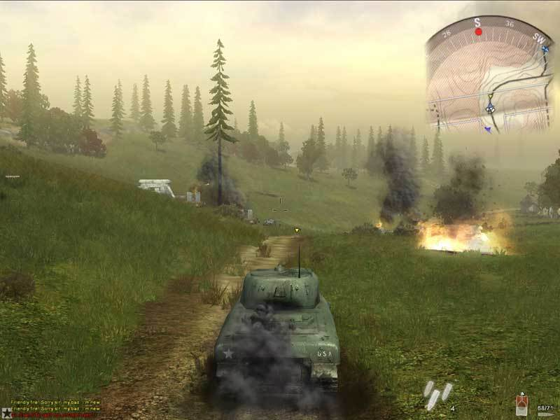 Panzer Elite Action: Fields of Glory for PC Games image