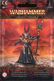 Warhammer Warriors of Chaos Sorcerer Lord