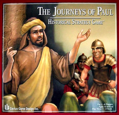 Journeys of St Paul