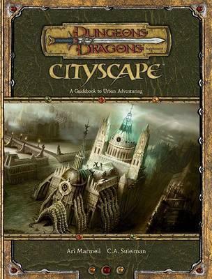 Cityscape by C.A. Suleiman