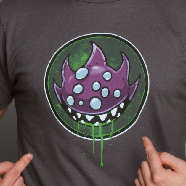 T-Shirt Premium Baron Face J!nx League of Legends
