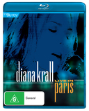 Diana Krall: Live in Paris on Blu-ray