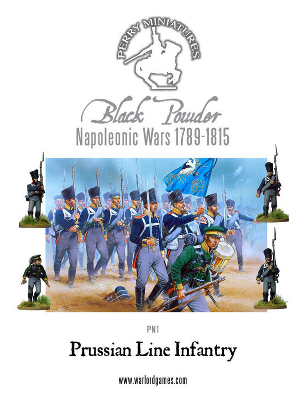 Napoleonic Wars: Prussian Line Infantry 1813-1815