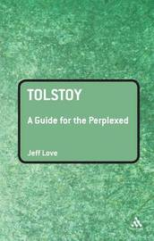 Tolstoy by Jeff Love