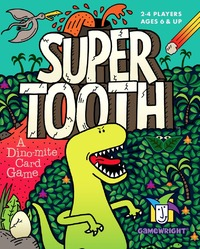 Super Tooth - Card Game