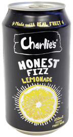 Charlie's Honest Fizz - Lemonade (350ml) image