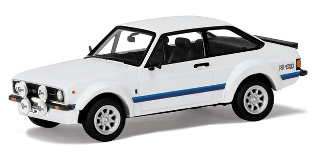 Corgi: 1/43 Escort Mk2 RS1800 - Diecast Model