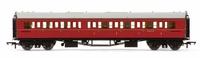 "Hornby: BR Collett Coach Corridor Composite RH ""W6137W'"