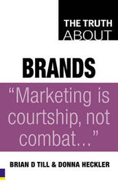 Truth About Brands by Brian D Till image