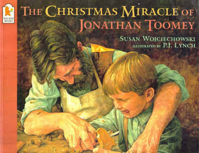 The Christmas Miracle of Jonathan Toomey by Susan Wojciechowski image
