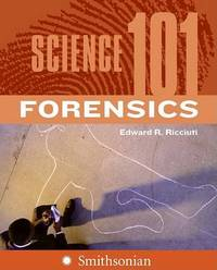 Science 101: Forensics by Edward Ricciuti image