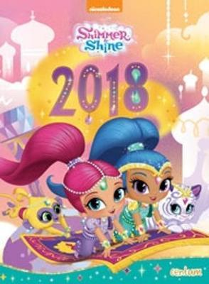 Shimmer & Shine Annual 2018 64pp Special by Centum Books Ltd