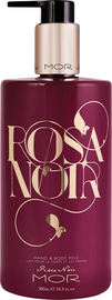 MOR Rosa Noir Hand & Body Milk (500ml)