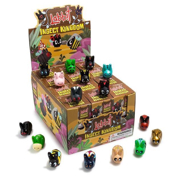 Labbit: Insect Kingdom - Mini Figure (Blind Box)