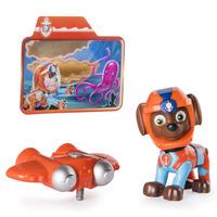 Paw Patrol: Sea Patrol Deluxe Figure - Zuma