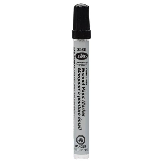 Testors: Enamel Marker - Gray