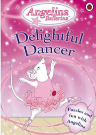 Delightful Dancer Activity Book image