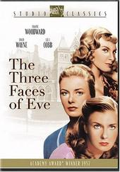 The Three Faces Of Eve on DVD